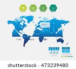 environment infographic | Shutterstock .eps vector #473239480