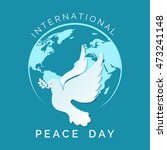 international day of peace... | Shutterstock .eps vector #473241148