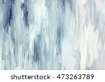 Stock photo calming minimalist abstract painting scandinavian style simple elegant abstraction 473263789
