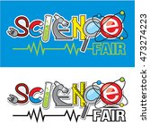 science fair | Shutterstock .eps vector #473274223