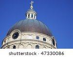 Basilica of Saint Josaphat in Milwaukee, Wisconsin.