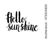 conceptual hand drawn phrase...   Shutterstock .eps vector #473314603