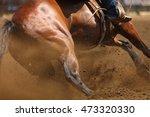A Close Up Photo Of A Horse...