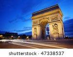 paris | Shutterstock . vector #47338537