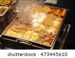 Oden  Japanese Winter Dish