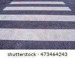 crosswalk. | Shutterstock . vector #473464243