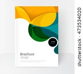 Vector White Business Brochure...