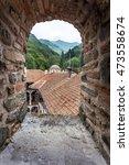 rila park  bulgaria   july 30 ... | Shutterstock . vector #473558674