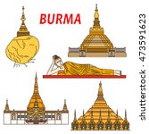 Ancient Buddhist Temples And...