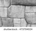 a stone wall   Shutterstock . vector #473704024