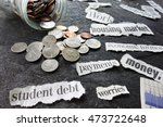assorted economy related... | Shutterstock . vector #473722648