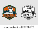 hunts club | Shutterstock .eps vector #473738770