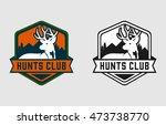 hunts club | Shutterstock .eps vector #473738770