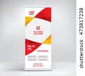 banner template. business...   Shutterstock .eps vector #473817238
