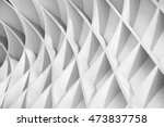 study of patterns and lines  | Shutterstock . vector #473837758