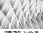study of patterns and lines  | Shutterstock . vector #473837788