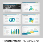 elements of infographics for... | Shutterstock .eps vector #473847370
