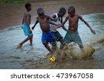 yongoro  sierra leone   june 02 ...   Shutterstock . vector #473967058