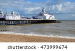 Eastbourne Pier And Beach  Eas...
