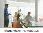 defining the steps to corporate ... | Shutterstock . vector #474002068