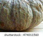 closeup surface peel the pumpkin   Shutterstock . vector #474011560