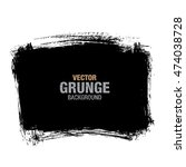vector grunge background | Shutterstock .eps vector #474038728