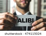 Small photo of Alibi