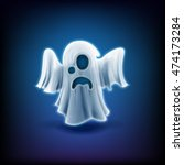 ghost | Shutterstock .eps vector #474173284