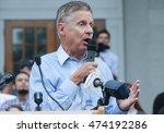 libertarian presidential... | Shutterstock . vector #474192286