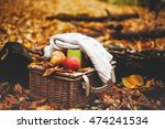 Forest Picnic For Two And...