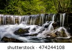 Waterfall In France Hautes Pyr...