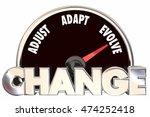 change innovation disruption... | Shutterstock . vector #474252418