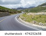 country road near by seda city...   Shutterstock . vector #474252658