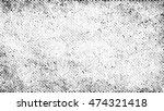 grungy distress pattern... | Shutterstock .eps vector #474321418