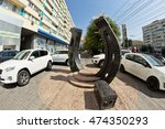 volgograd  russia   august 22 ... | Shutterstock . vector #474350293