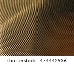 gold diamonds pattern | Shutterstock . vector #474442936
