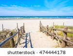 Entrance To Sandy Debki Beach...