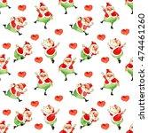 santa claus  christmas ...   Shutterstock . vector #474461260
