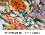 Fresh Fish And Seafood At The...