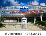 cape canaveral  florida  usa  ... | Shutterstock . vector #474516493