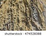 Unusual Erosion Pattern Of...
