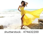fashion outdoor photo of... | Shutterstock . vector #474632200