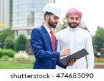 trustworthy professional. shot...   Shutterstock . vector #474685090