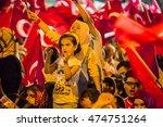 27 july 2016 konyal   turkey ... | Shutterstock . vector #474751264