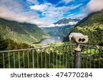 Geiranger Fjord Lookout...