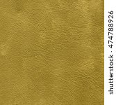 yellow  leatherette texture... | Shutterstock . vector #474788926
