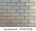 wall | Shutterstock . vector #474971518