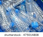 Empty Bottled Water In Big...