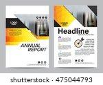 brochure layout design template.... | Shutterstock .eps vector #475044793