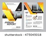 brochure layout design template.... | Shutterstock .eps vector #475045018